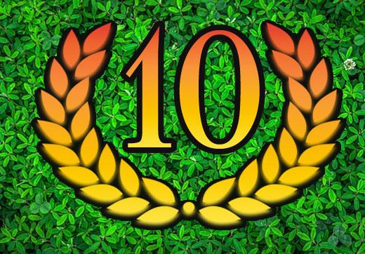 10. Firmenjubiläum