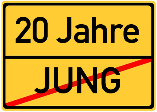 Spruche Zum 20 Geburtstag