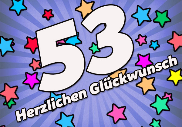53 geburtstag sprüche lustig