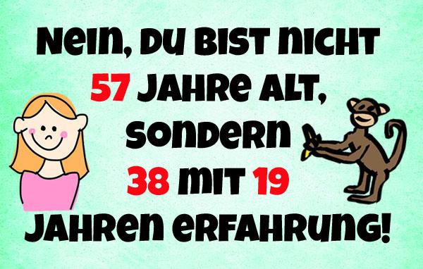Gluckwunsche Und Spruche Zum 57 Geburtstag