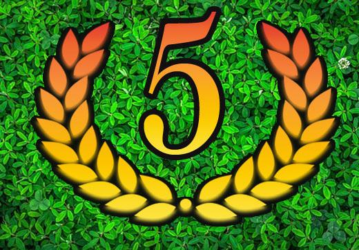 5. Firmenjubiläum