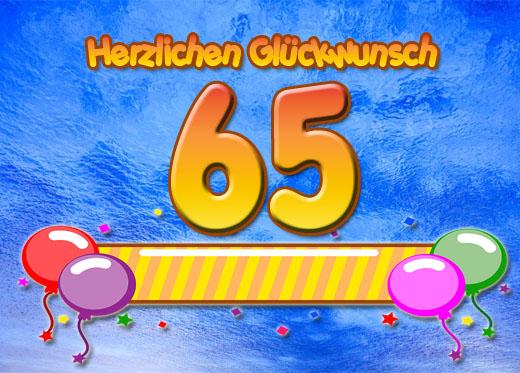 Glückwünsche Zum 65 Geburtstag Frau Hylenmaddawardscom