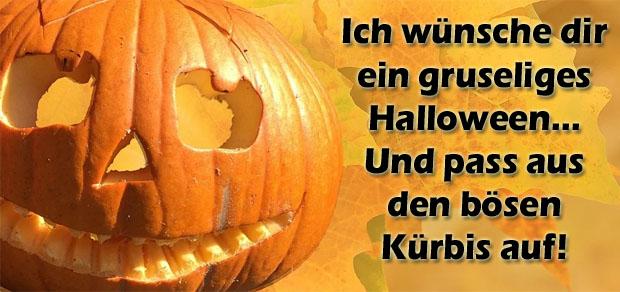 WhatsApp Bild zu Halloween