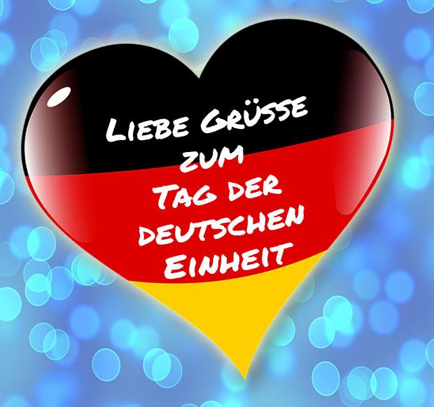 Tag Der Deutschen Einheit Spruche Und Grusse Zum 3 Oktober