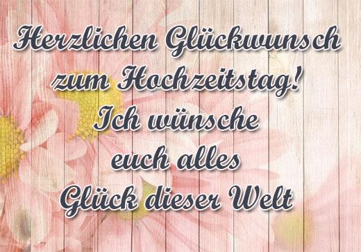 Whatsapp gl ckw nsche zum hochzeitstag for Zum hochzeitstag bilder