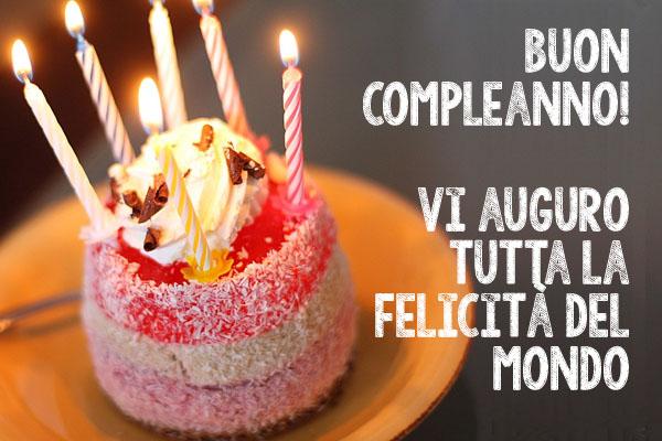 WhatsApp Bild Italienische Geburtstagswünsche