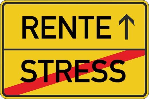 Kein Stress mehr