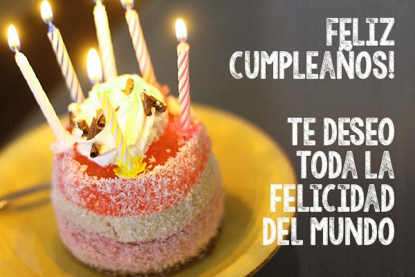 WhatsApp Spanische Geburtstagswünsche