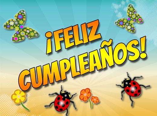 Kindergeburtstag Glückwünsche auf Spanisch