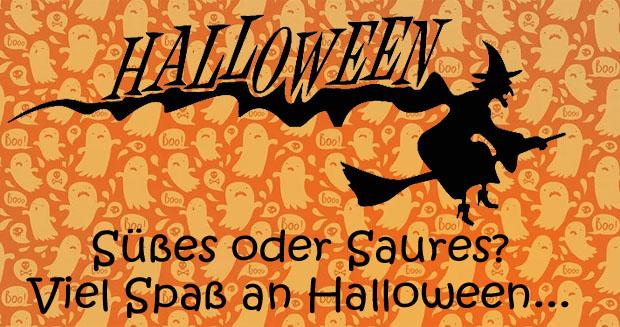 Halloweenbild für Kinder
