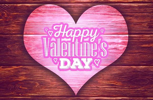 bild zum Valentinstag für Freunde