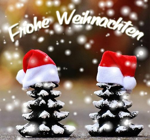 Ganz Liebe Weihnachtsgrüße.Weihnachtsgrüße Für Senioren