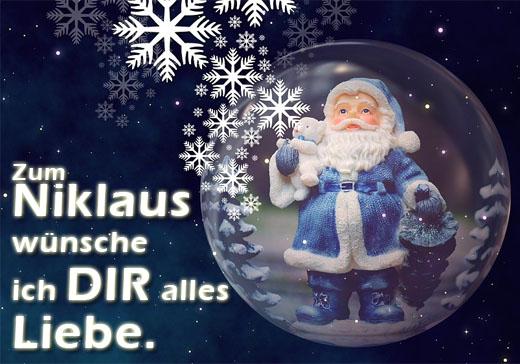 Alles Liebe zum Nikolaus