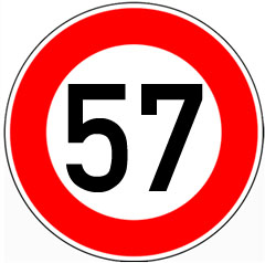 57. Geburtstag Glückwünsche