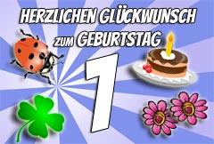 7. Geburtstag Glückwünsche