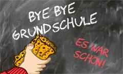 Abschied von der Grundschule