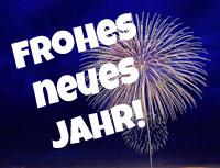 Frohes Neues Jahr Wünschen
