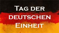 Tag der deutschen Einheit Sprüche