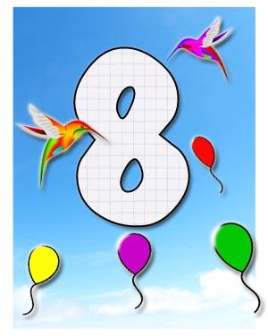 8. Geburtstag Glückwünsche und Sprüche